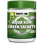 Aqua Kem Green Sachets käymäläjauhe 15ps